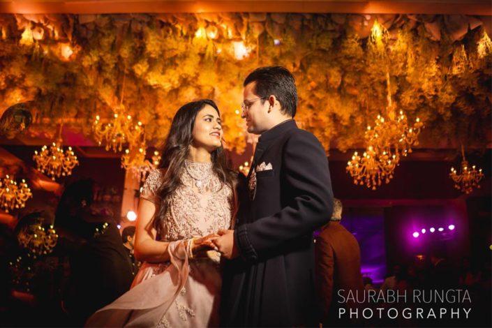 TO NEW BEGINNINGS : Devansh + Aanchal