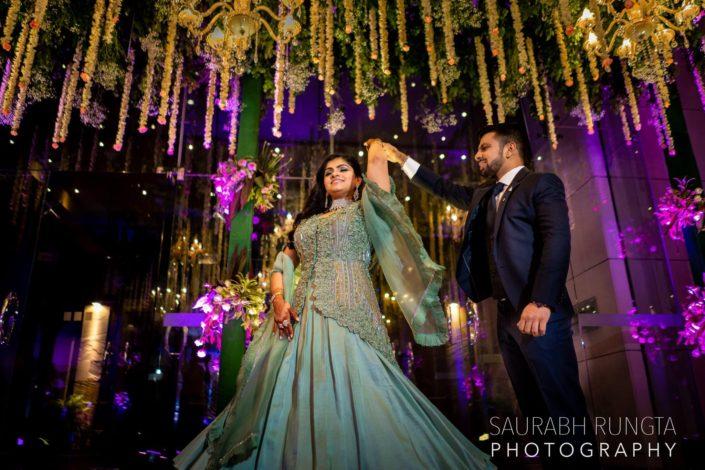 LOVE STRIKES : Prerna & Akshay